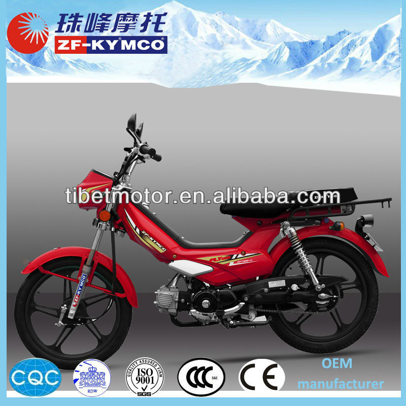 chongqing motorcycle factory 50cc to 110cc cub motorcycle ZF48Q-4