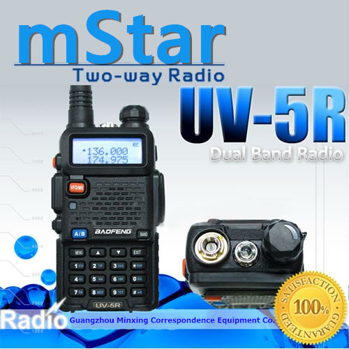 Cheap china made baofeng uv-5r multi band radio receivers