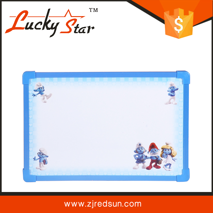 2015 red sun high quality kids erasable magnetic writing & drawing board toy for sale