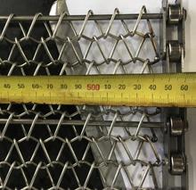 Fully SUS 304 Spiral type welded edge Wire mesh