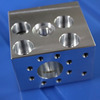 OEM CNC Machine Parts Anodizing Surface