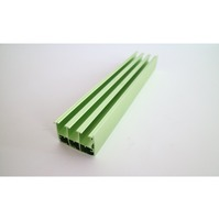 Extruded aluminum profile--> FACTORY SALES