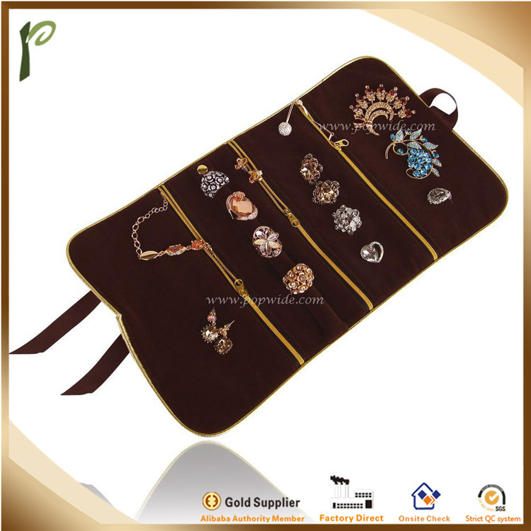Popwide Hot Selling High Quality Fantastic Luxury Jewelry Roll