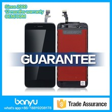 High quality hot sale replacement original display for iphone 6 lcd screen