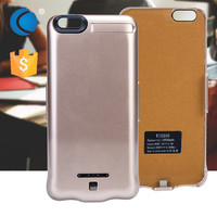 Professional Manufacturer power bank portable Smart Battery case for iphone 7 plus