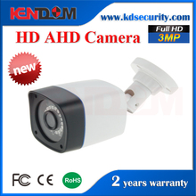 Kendom 1/2/3MP AHD CCTV Camera IR-III Bullet Indoor Installation Security Camera for home
