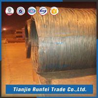 Commercial quality 2.7 mm steel wire rod coil