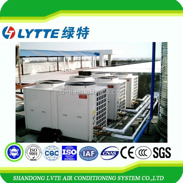 60KW CE Certificate Copeland Scroll Compressor Air Cooled Chiller,Air to Water Chiller,Air Cooled Water Chiller