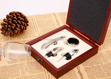wooden box wine opener,wine corkscrew,wine corkscrew kit