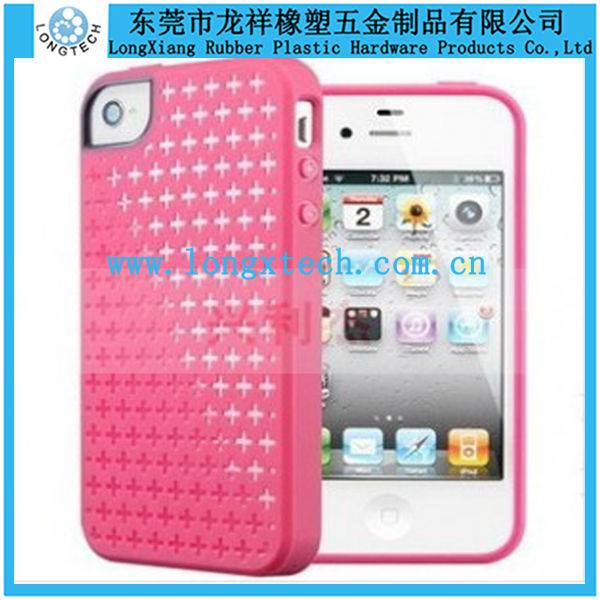 android phone silicone case,high quality phone silicone case for Iphone