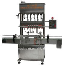 6-head Automatic Tin Can Aluminum Can Liquid Filling Machine