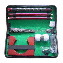Golf Putting Set in Deluxe Gift Box