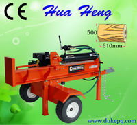 34Ton automatic gasoline mechanical drive fast log splitter