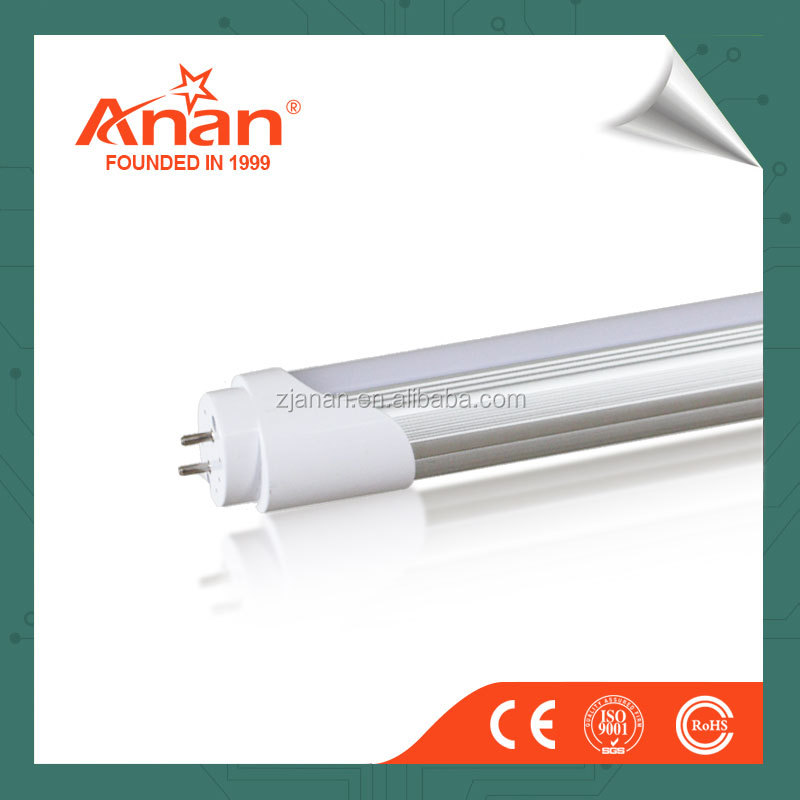 Ce Rohs Emc Approval Led T8 Tube Light 1200mm 18w Smd2835 Clear Pc Cover Interior Lighting