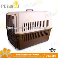 Ventilated Transport Cages for Huge Animals