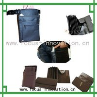 2012 fashion fish tool pouch