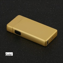 Hot Sales Super Power USB Rechargeable Dual Arc Lighter For Cigar