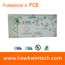 Immersion Gold Green Silk screen PCB Multi-layers Printed Circuit Board electrical testing board