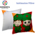 Christmas Gift Sublimation Blank Pillow Case, Home Decoration Pillow Case Cover
