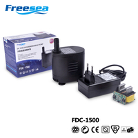 Freesea FDC-1500 Low price 12v dc deep well submersible water pump
