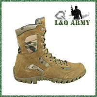 Outdoor Tactical Hiking Boots Military Boot China