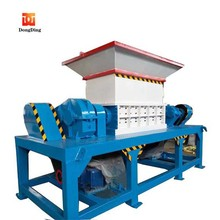 Mobile type scrap metal shredder/metal plate crusher machine for sale