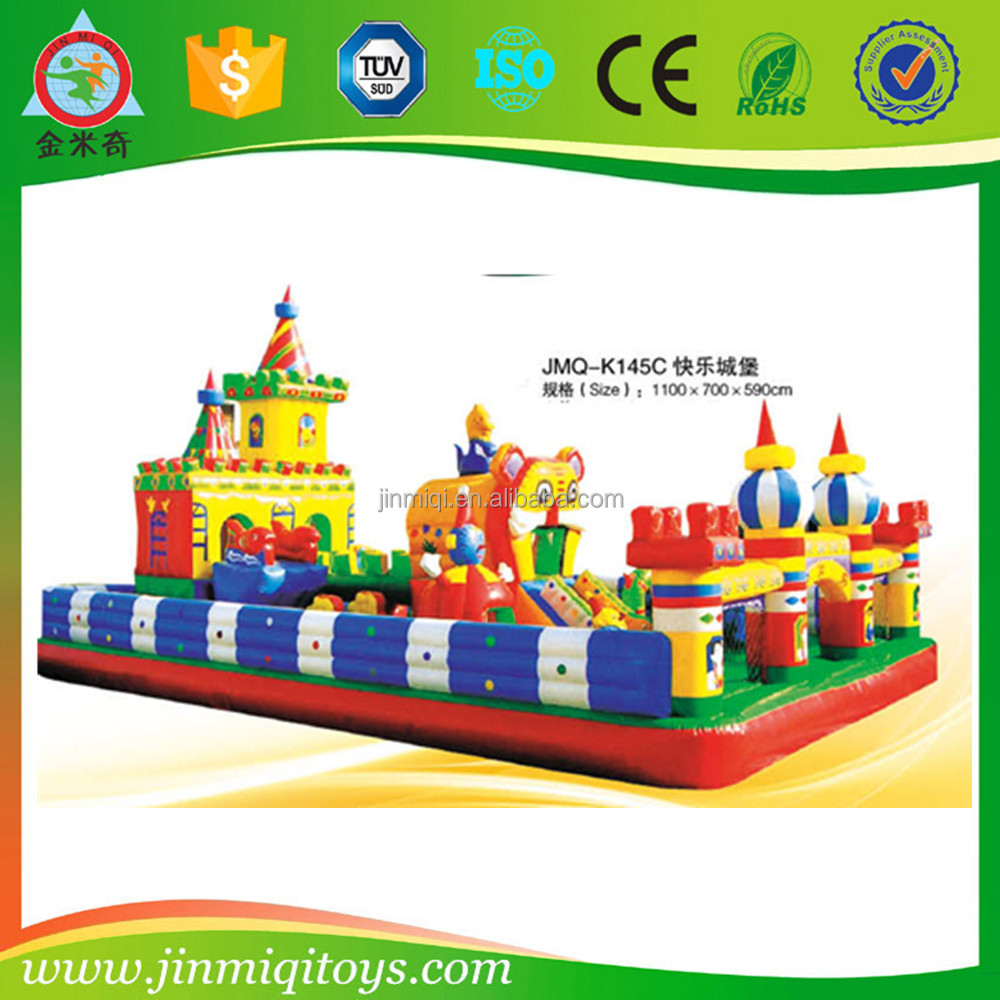 JMQ-K145C inflatable slide,inflatable advertising,jinmiqi brand inflatable products