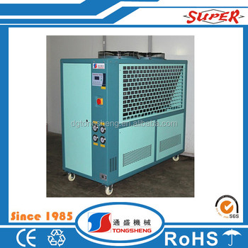 3PH~220V/380/415V~50HZ/60HZ useful cooling chiller machine to keep cold with ISO9001