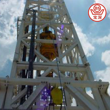 ZJ50DB Skid-mounted Drilling rig