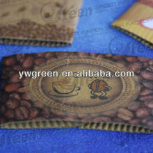 compostable coffee cup holder,printed disposable paper coffee cup sleeves,coffee cup sleeves