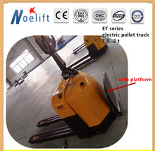 Electric powered pallet jacks Good Quality 2 Ton Ce Hand Electric Pallet Truck