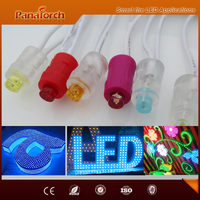 PanaTorch High Quality Led dot pixel string IP65 Waterproof PS-C552 plastic case For Advertising Boxes
