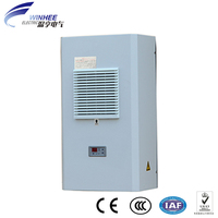 Electric Air Conditioner Cooling Solution For Panel Cabinet