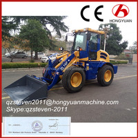 CS Professional Manufacturer of Small Wheel Loader-ZL16F