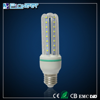 Factory Sale High Power 3w-24w E27/ E40/B22/E14 led lamp 360 degree led corn light made in china