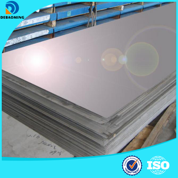 Factory direct sale ISO certification custom 304 stainless steel sheet