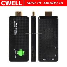 MINI PC MK809III 2GB RAM/16GB ROM RK3229 Quad Core Android 5.1 TV Stick