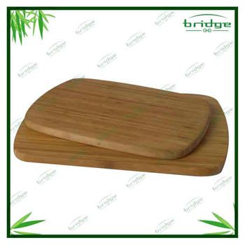Bamboo vegetable cutting board