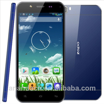 Hot zopo zp c3 smart phone zopo android phone 16g zopo zp990+ mt6592
