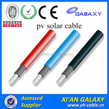 Australia Hot Seller PV Connect Cable Wires PV 6mm2 Solar Cable
