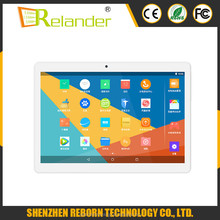 Octa Core MT6753 10.1 Inch Android 7.0 Tablet 2G Ram 16G Rom 1920*1200 IPS Dual Band Wifi Tablet