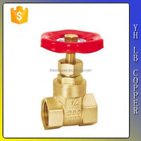 LINBO-C969nice selling russian brass gate valve