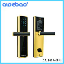 Biometric Security Gate Electronic Smart Fingerprint Keyless Door home door lock
