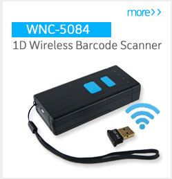 WINSON 1D bluetooth ccd mini small portable USB Wireless Barcode Scanner for mobile phone