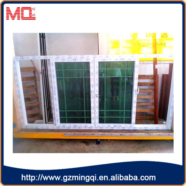 French house window grill design upvc sliding window with for Upvc window designs