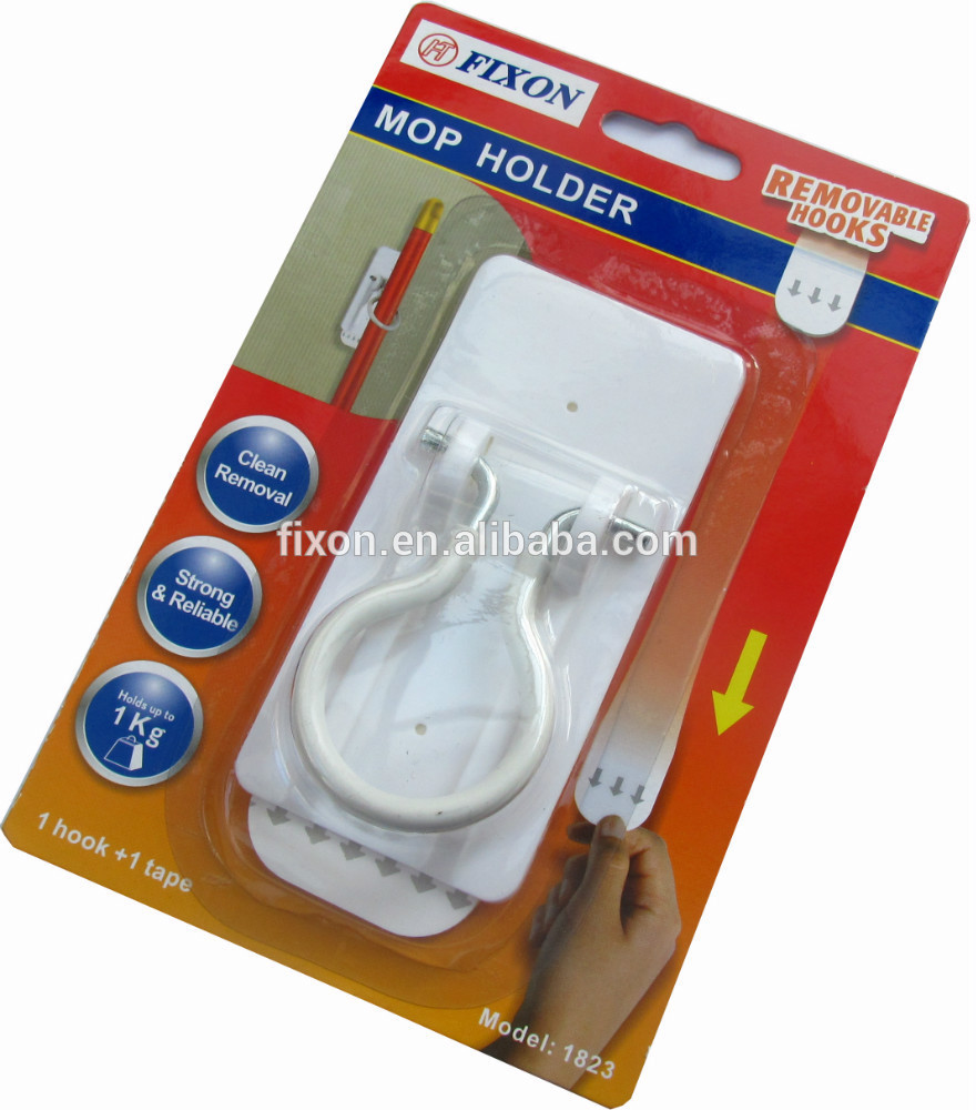 Hot selling!!! multi-function wall rack household mop and broom holder