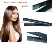 Titanium Tourmaline Infrared Hair Straightener Styling Flat Iron