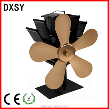 Professional Design Fireplace Fan easy to use Heat self Powered wood stove Fan