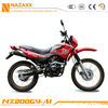 NZ200GY-A1 2016 New 200cc Excellente Barato Fashion Off Road/Enduro/Doble Proposito/Enduro Motorcycle/Motocicleta