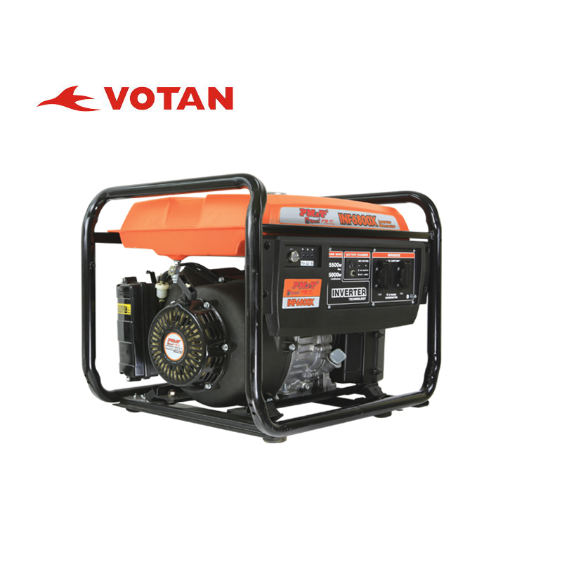 Votan Portable 5KW New Digital Inverter Generator for Sale INF6800X